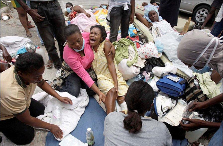 2010 10 20 for Canape vert hospital haiti