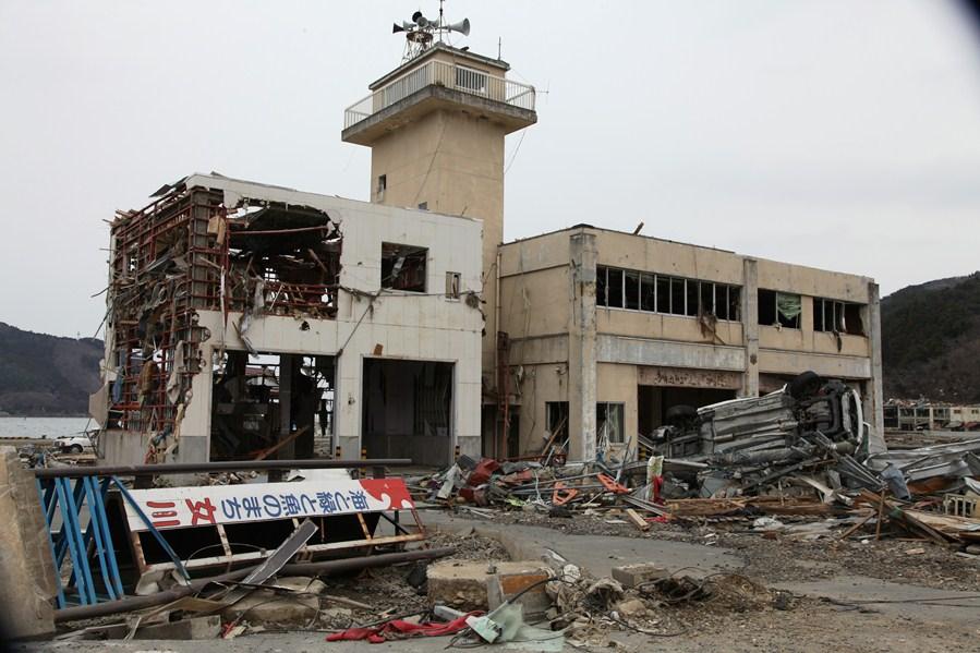東日本大震災写真レポート 女川町編 山村武彦