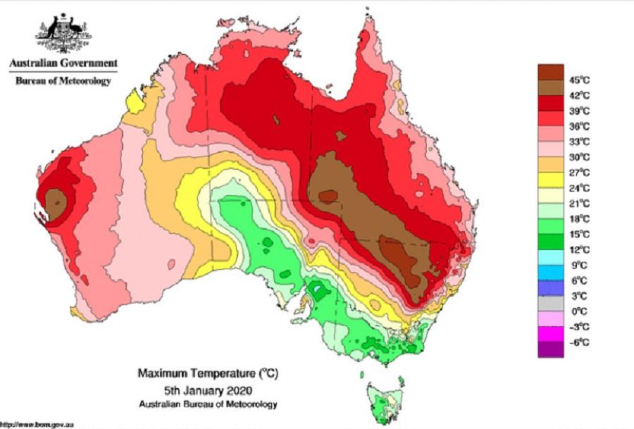 火事 現在 オーストラリア オーストラリア山火事の「猛威」を分からせる12枚の写真
